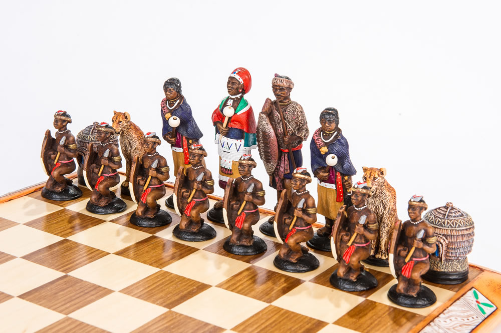 african tribal chess set  u00bb kumbula shop two celebrations celebrations two rocks